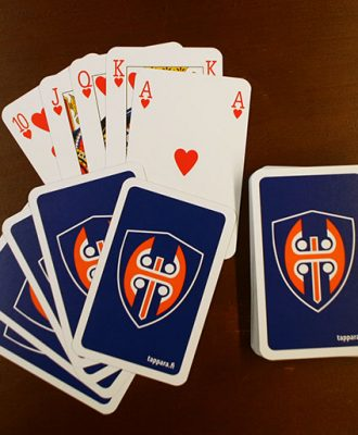 Tappara pelikortit *