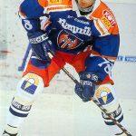 Josef Boumedienne teki Tapparan yhden kauden jäähyennätyksen.