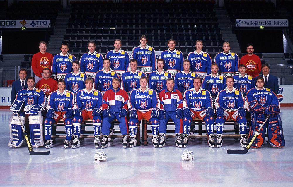 mm 95 joukkue