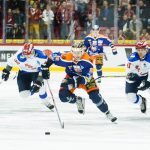 Veli-Matti Savinainen karkasi IFK:lta jo alussa ja teki pelin avausmaalin.
