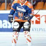 Janne Ojanen on myös sinihousuisen Tapparan paras pistemies.